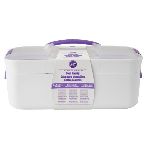 Wilton Decorator Preferred Cake Decorating Tool Caddy - image 1 of 4