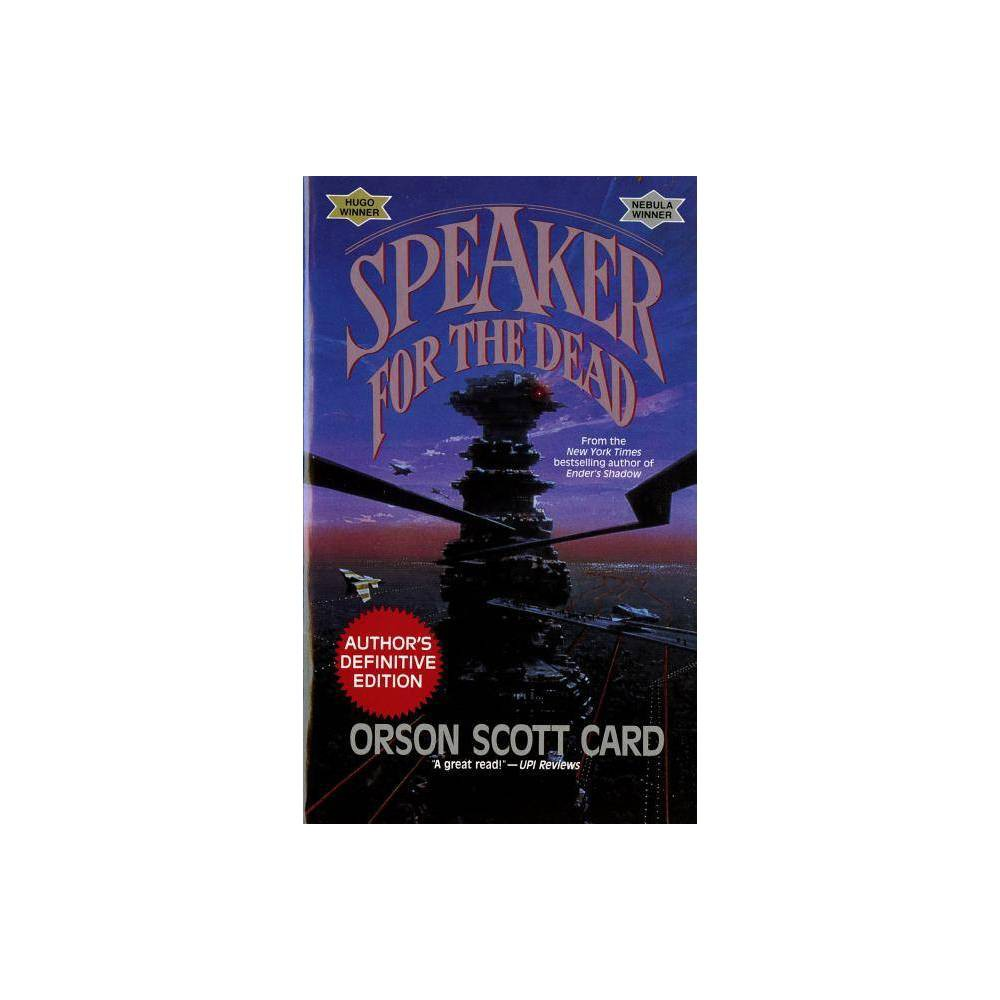 Speaker For The Dead Ender Wiggin Saga By Orson Scott Card Paperback