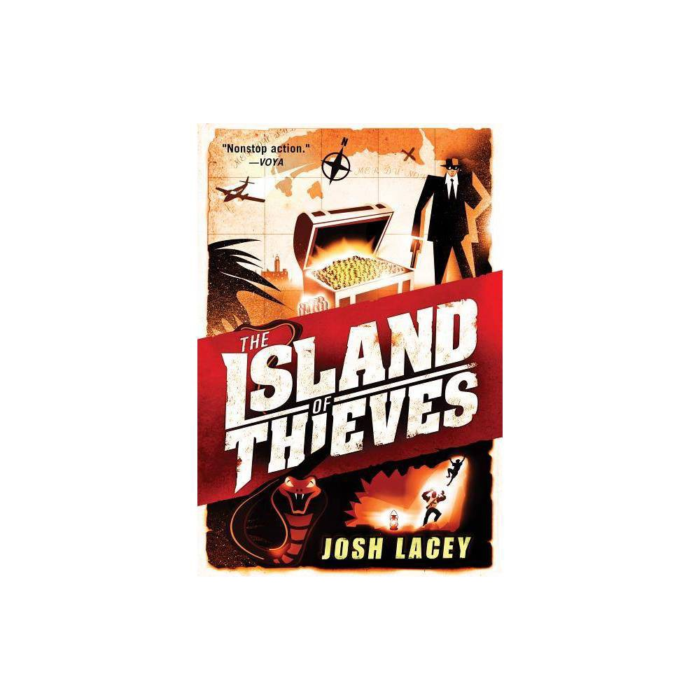 Island of Thieves - by Josh Lacey (Paperback) 'Only boring people get bored...Interesting people can always find something to be interested in.' That's what Tom Trelawney's father says, anyway. Tom shouldn't have been interested in playing with matches but he was...bored. Now the shed is in ashes and strange Uncle Harvey is the only one willing to have him stay while his parents vacation Tom soon discovers Harvey is going to South America on a treasure hunt and though nephews aren't invited, he manages to tag along. Before it's over he'll drive a car, fire a gun and run for his life. Tom realizes that life may be about following the rules, but survival may be about breaking them.