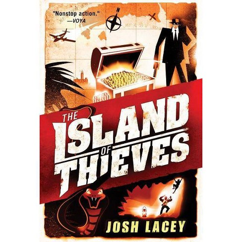 Island of Thieves - by  Josh Lacey (Paperback) - image 1 of 1