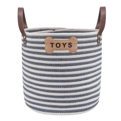 Park Life Designs Sienna Toy Basket - Heather