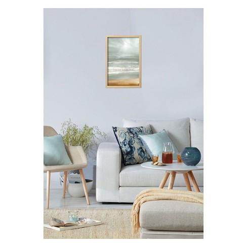 289349f280fc Cloudbreak By Caroline Gold Framed Art Print - Art.com   Target