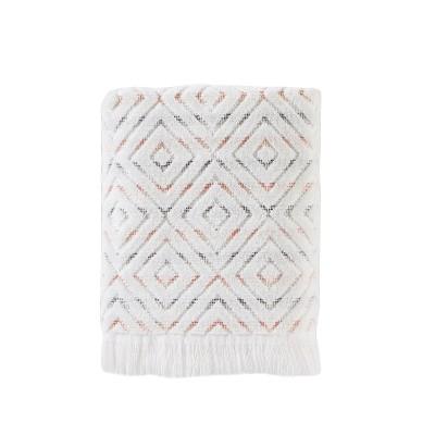 Di Di Bath Towel Coral - Saturday Knight Ltd.