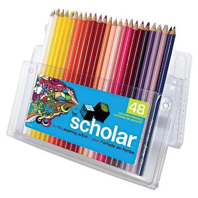 Prismacolor Scholar Colored Pencils 48ct