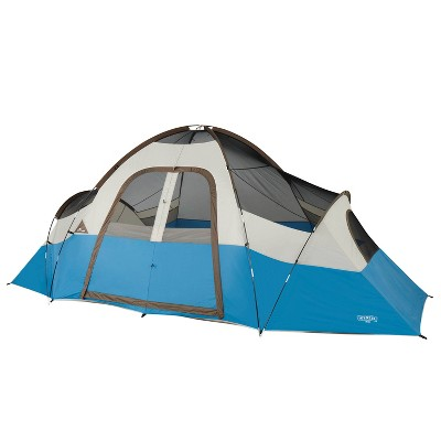 Wenzel Hawthorn Grove 8 Person Family Dome Camping Tent