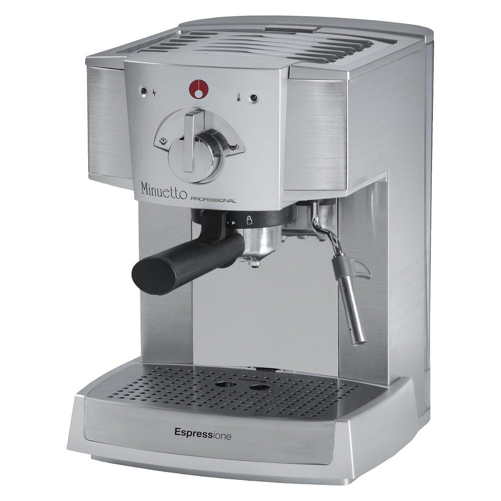 Espressione Cafe Minuetto Professional – Silver 12024480
