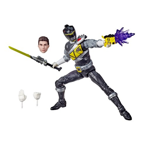 Power Rangers Lightning Collection Dino Charge Black Ranger Figure - image 1 of 4