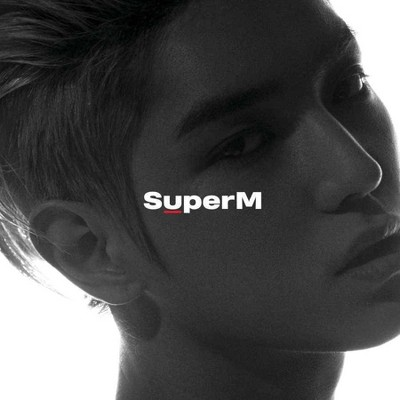 SuperM - SuperM The 1st Mini Album 'SuperM' (TAEYONG Ver.) (CD)
