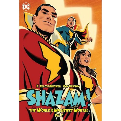 Shazam!: The World's Mightiest Mortal Vol. 3 - by  E Nelson Bridwell (Hardcover)