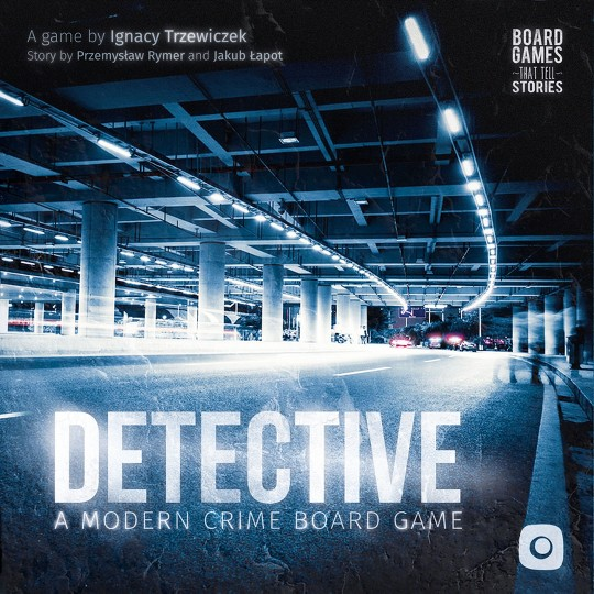 Detective Board Game, board games image number null