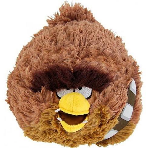 Star Wars Angry Birds Chewbacca Bird 16-Inch Plush - image 1 of 1