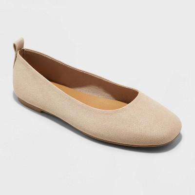 Women's Blanca Ballet Flats - Universal Thread™