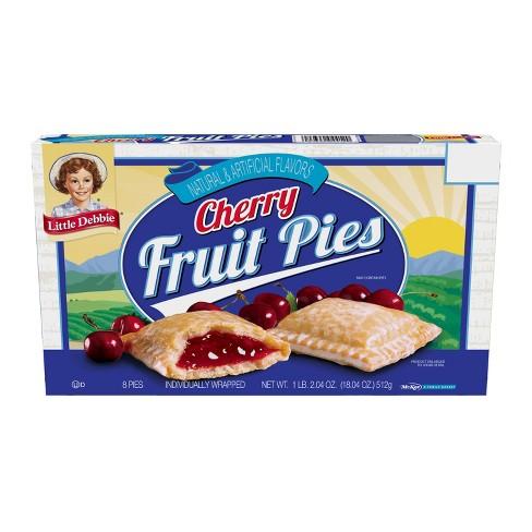 Little Debbie Cherry Fruit Pies - 8ct/18.04oz - image 1 of 1
