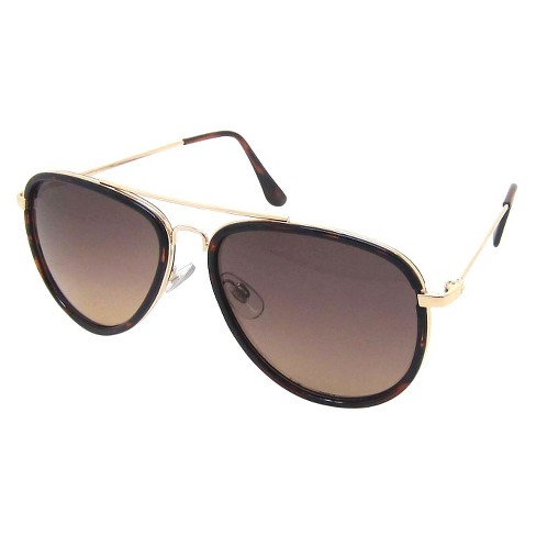 Aviator Sunglasses - Brown - image 1 of 1