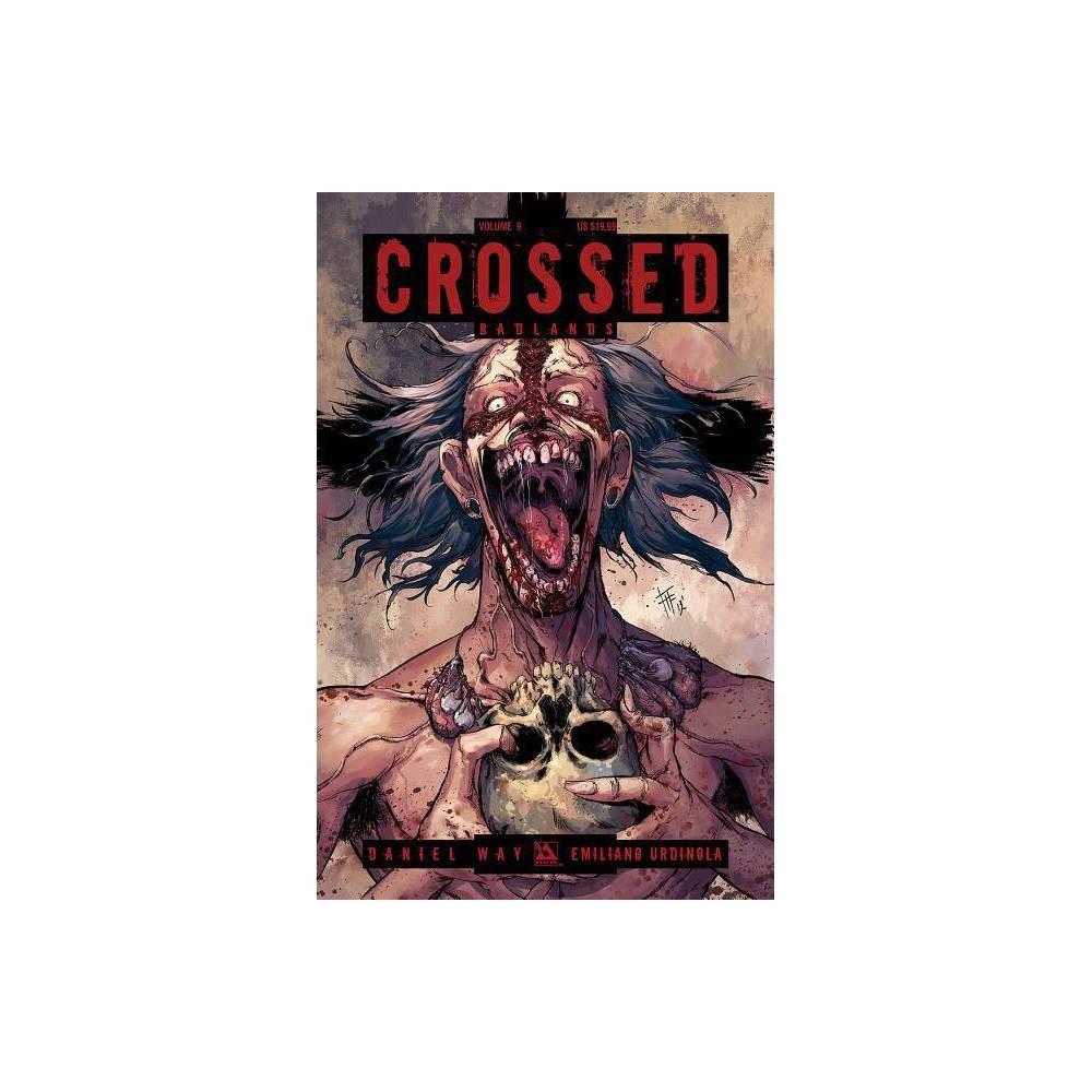 Crossed Volume 9 By Simon Spurrier Daniel Way Paperback