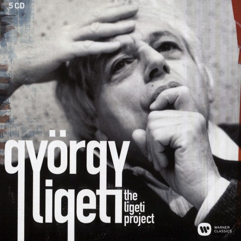 Various - Legeti project (CD) - image 1 of 1