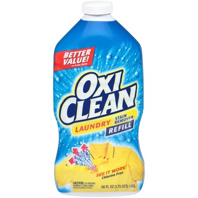 Stain Removers: Oxi Clean