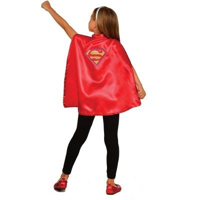 Imagine DC Super Hero Girls Supergirl Cape Set