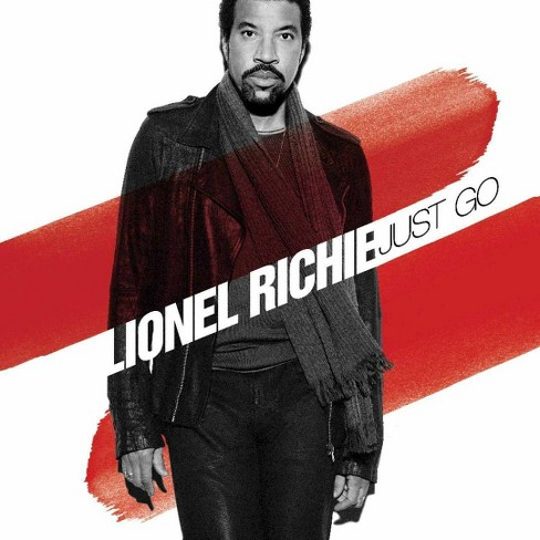 Lionel Richie - Just Go (CD) - image 1 of 1