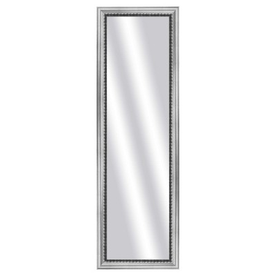 Floor Mirror PTM Images Medium Silver