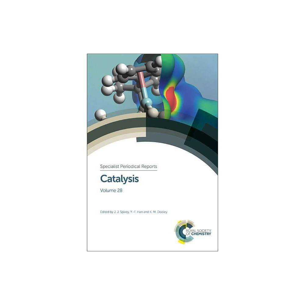 Catalysis - (Specialist Periodical Reports) (Hardcover)