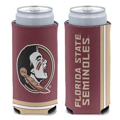 NCAA Florida State Seminoles Slim Can Cooler