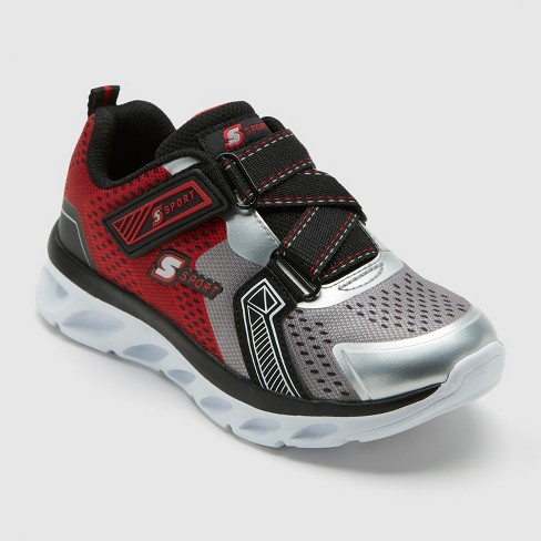 Boys' S Sport by Skechers Caden Athletic Shoes- Red - image 1 of 5