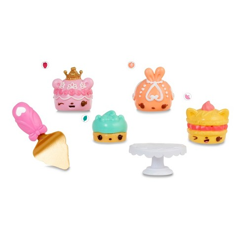 Num Noms Starter Pack Series 4- Princess Cakes - image 1 of 3