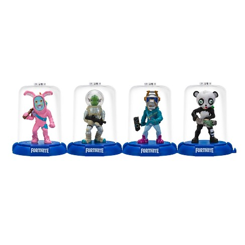 Domez Fortnite Squad Mode Action Figures 4pk - image 1 of 4