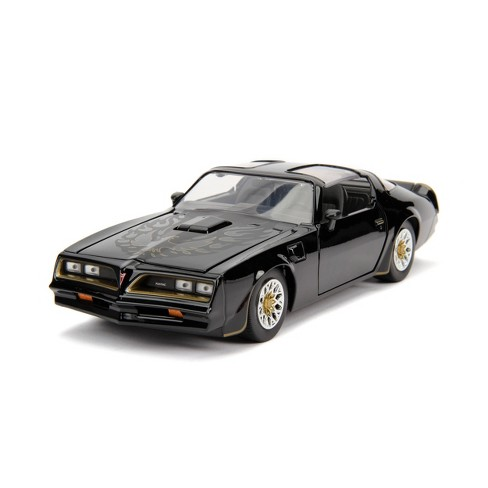 Jada Toys Fast & Furious Tego's Pontiac Firebird 1:24 Scale Die-Cast Vehicle - Black - image 1 of 4