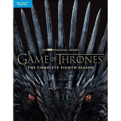 Game of Thrones S8 (Repackage)(Blu-ray)