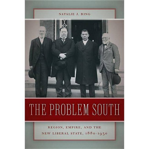The Problem South - (Politics and Culture in the Twentieth-Century South) by  Natalie J Ring (Paperback) - image 1 of 1