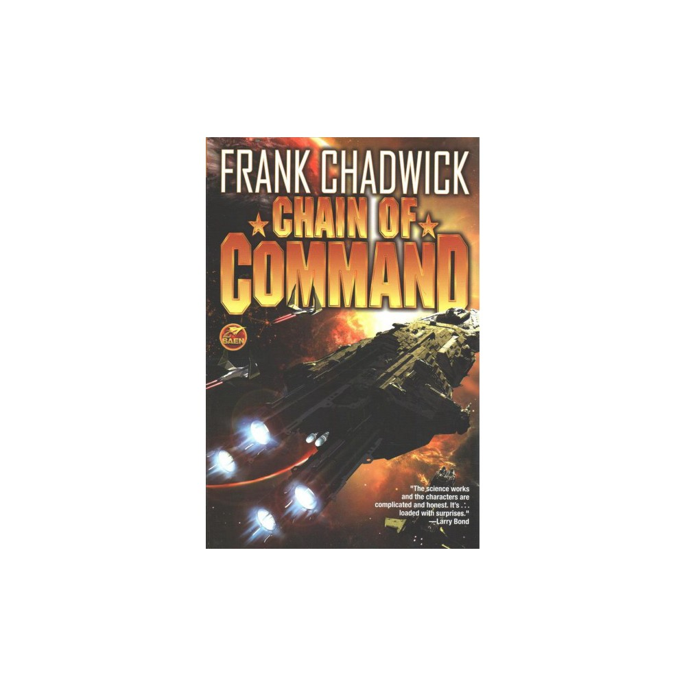 Chain of Command - by Frank Chadwick (Paperback)
