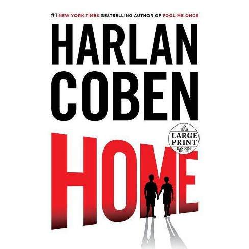 Home - by  Harlan Coben (Paperback) - image 1 of 1