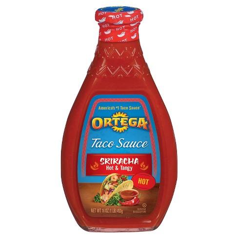 Ortega&#174 Taco Sauce Sriracha Hot 16 oz - image 1 of 1