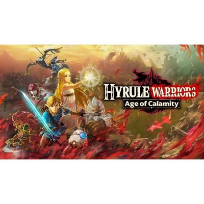 Hyrule Warriors: Age of Calamity - Nintendo Switch (Digital)