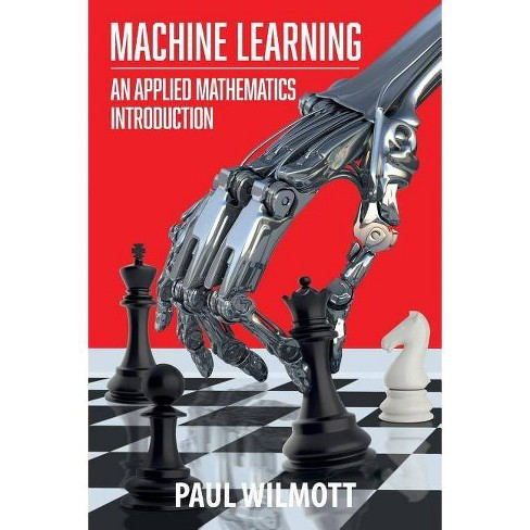 Machine Learning - by  Paul Wilmott (Paperback) - image 1 of 1