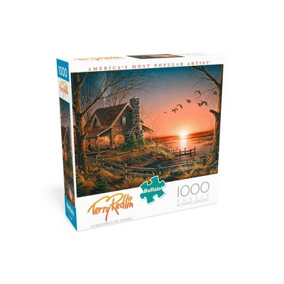 Buffalo Games Terry Redlin: Comforts of Home Jigsaw Puzzle - 1000pc