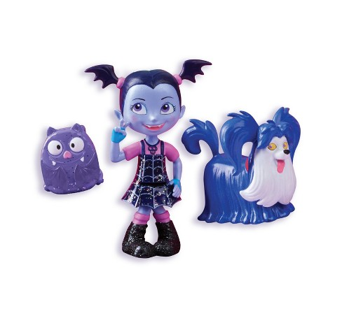 Vampirina Best Ghoul Friends Set- Vampirina & Wolfie - image 1 of 3