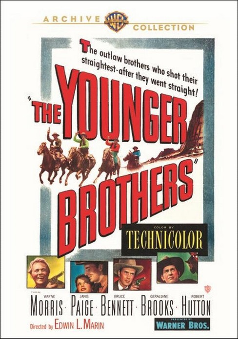 Younger brothers (DVD) - image 1 of 1