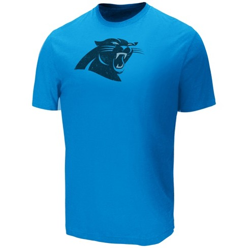 NFL Carolina Panthers Men's Target Sueded Cotton T-Shirt - image 1 of 2