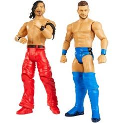 WWE Finn Balor vs Shinsuke Nakamura Battle Pack 2pk - Series #57
