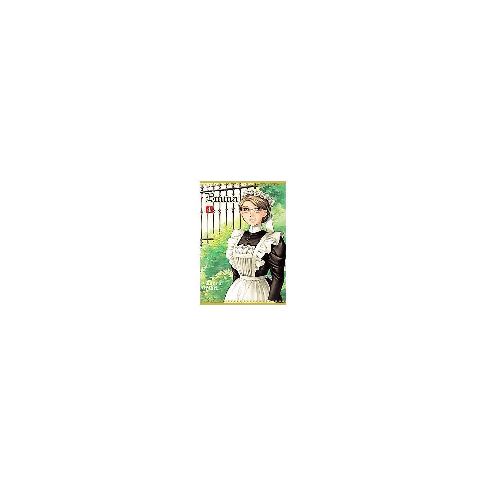 Emma 4 (Hardcover) (Kaoru Mori)