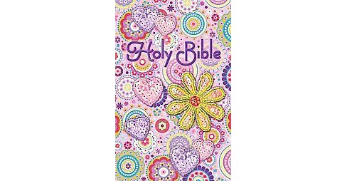 Holy Bible : International Children's Bible Pink Sequin (Paperback) - image 1 of 1