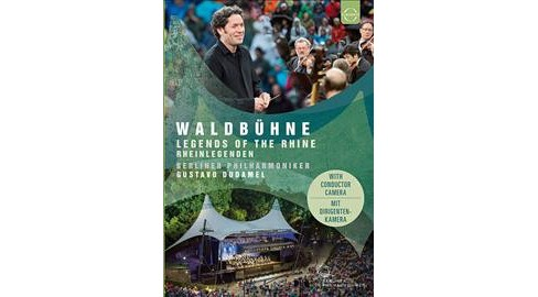Berliner Philharmoniker:Waldbuehne 20 (DVD) - image 1 of 1
