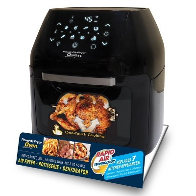 As Seen on TV 6qt Digital Power Air Fryer Oven