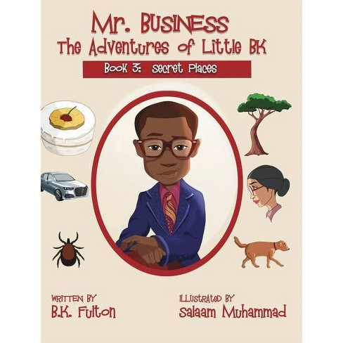 Mr. Business - by  B K Fulton (Hardcover) - image 1 of 1