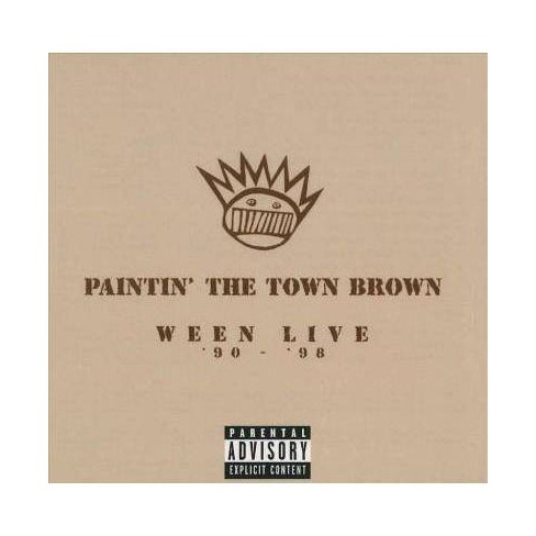 Bassett - Paintin' the Town Brown: Ween Live '90-'98 (PA) (CD) - image 1 of 4