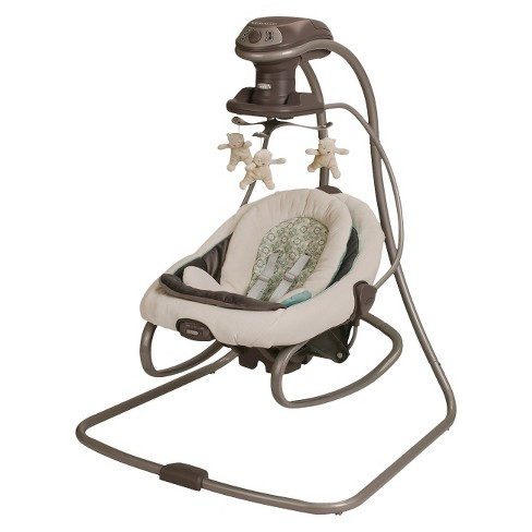 1c43dbeb04d5 Graco® DuetSoothe Swing And Rocker   Target