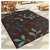 """Orian Rugs Dazzling Promise Transitional Area Rug - Brown (5'2"""" x 7'6"""") - image 2 of 4"""